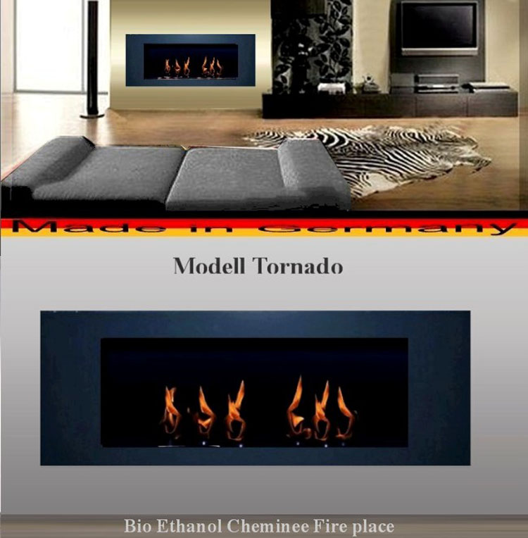 gel und ethanolkamin ethanol kamin modell tornado w hlen sie die farbe ebay. Black Bedroom Furniture Sets. Home Design Ideas