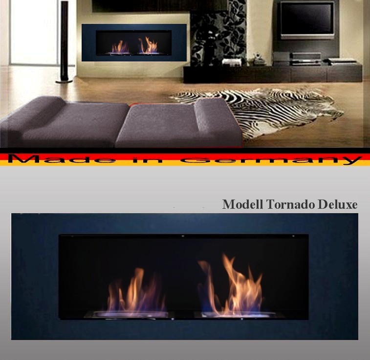 Gel And Ethanol Fire Place Fireplace Model Tornado Deluxe