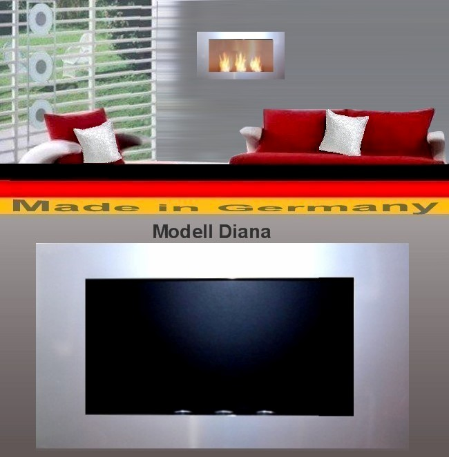 Gel And Ethanol Fire Place Fireplace Model Diana Choose