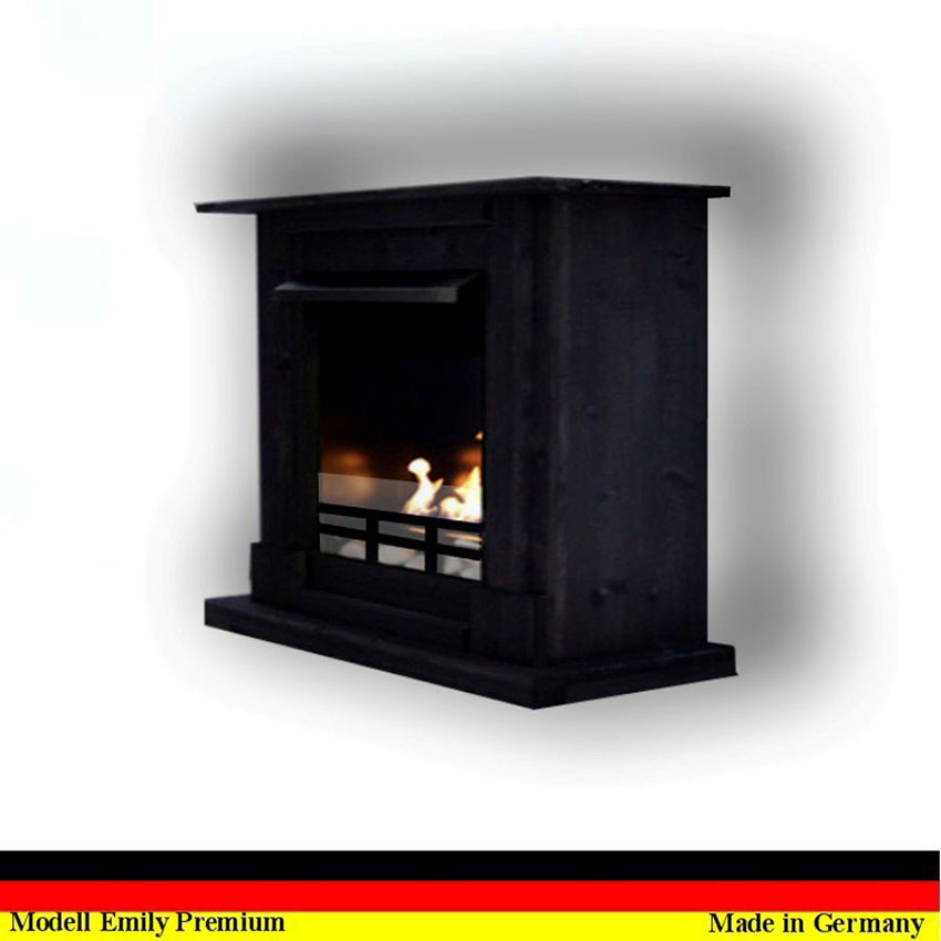 ethanol cheminee fireplace caminetto camino emily premium royal couleur choix ebay. Black Bedroom Furniture Sets. Home Design Ideas