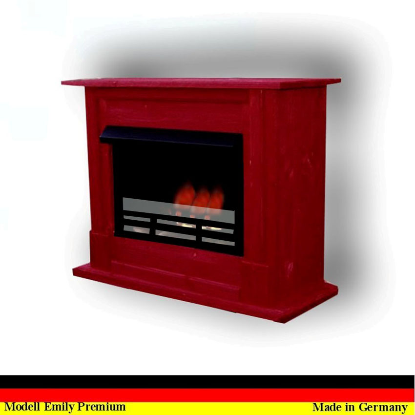 gelkamin ethanolkamin caminetti kamin fireplace cheminee emily deluxe royal rot ebay. Black Bedroom Furniture Sets. Home Design Ideas