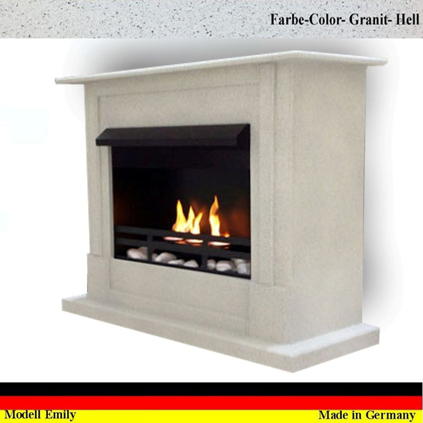 Bio ethanol fire place fireplace stove emily premium for Choosing a fireplace