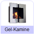 Gel und Ethanol-Kamine