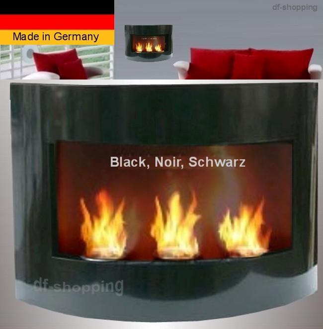 gel und ethanol kamin marseille schwarz gelkamin. Black Bedroom Furniture Sets. Home Design Ideas