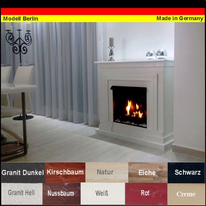 bio ethanolkamin gelkamin kamin fireplace berlin premium w hlen sie die farbe ebay. Black Bedroom Furniture Sets. Home Design Ideas