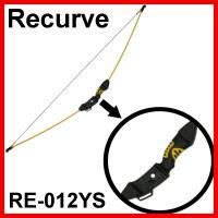 Recurve-Bogen RE-012YS Gelb