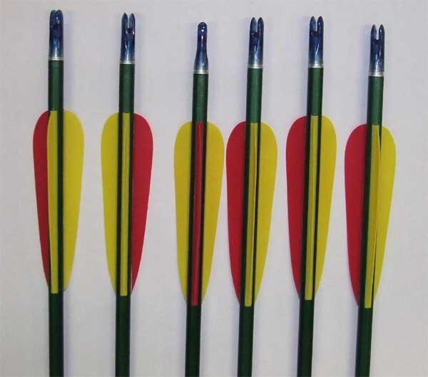 """Aluminium Pfeile 30"""" ( 79.3 cm ) für Compound / Recurve Bogen"""