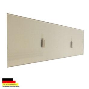 Stabiles feuerfestes Kamin Sicherheitsglas inkl.2 Magneten für  Berlin/Athen